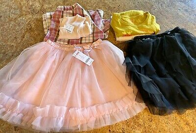 J Crew/Crewcuts Mixed  Girls Lot Size 10