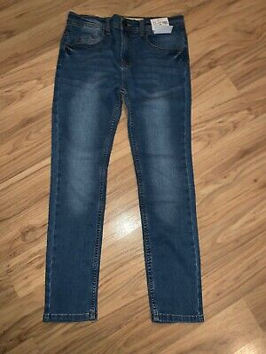 Boys Skinny Jeans Age 11 /12 Years NEW With Tags