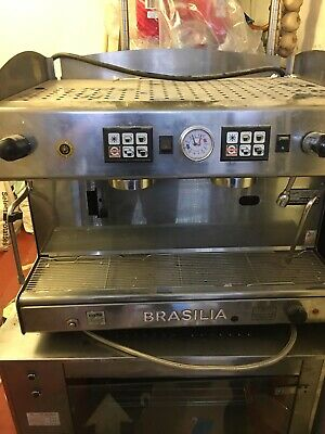 Brasilia Coffee Machine With Grinder Come And Look For Yourself