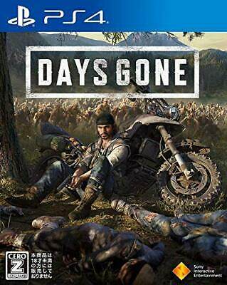 NEW Days Gone Sony PlayStation 4/ 2019 PS4 JAPAN Japanese edition