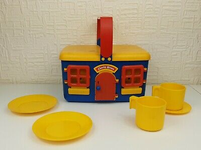 Vintage Complet Cool Cat /& Cheeky Mouse Playsets Bluebird Toys
