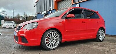 Vw Polo Gti Cup Edition Rare Private Car Collection Sale 180 Bhp No Reserve