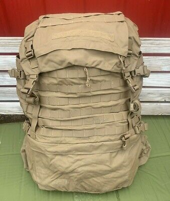 USMC FILBE MAIN PACK Large Rucksack (Pack Only) Coyote