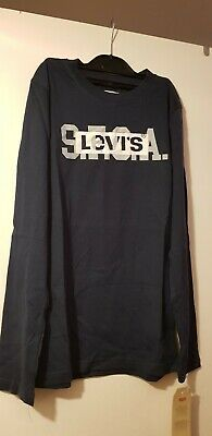 Levi's boys long sleeved top age 14