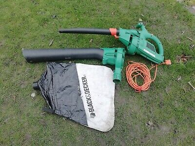 Black And Decker GW250 Garden Vacuum And Blower free postage