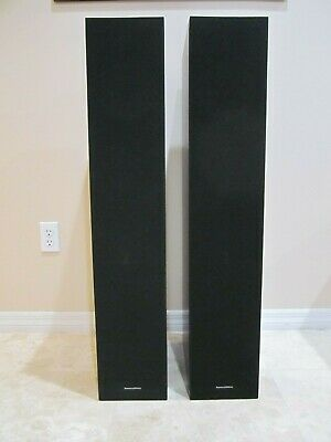 B&W 683 S2 Main / Stereo Speakers Floor standing Bowers & Wilkins Pair