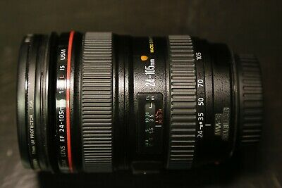 Canon EF 24-105mm f/4L IS - 0344B002