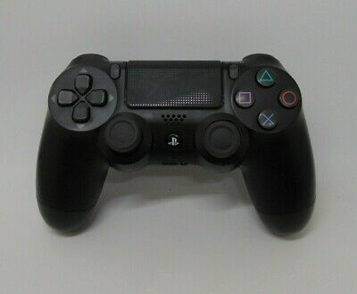 Official Sony PS4 DualShock 4 V2 CUH-ZCT2E Wireless Controller - Black