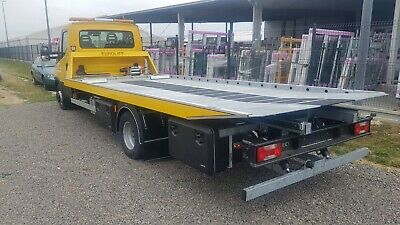 Hydraulic Construction(Body) Offer Type El 3000 For Iveco 70C18 Single Cab