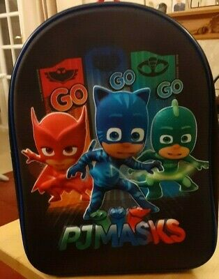 PJ Masks Back Pack Bag  New