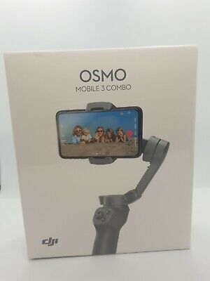 DJI Osmo Mobile 3 Combo Smartphone Stabilizer pack with case and tripod
