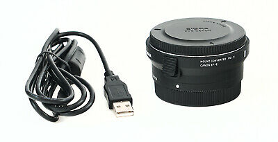 Sigma MC-11 Lens Mount Converter/Adapter for Canon EF to Sony E-Mount 89E965