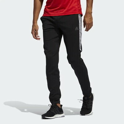 adidas RUN IT 3-Stripes Astro Running Pants - Color Black / White (ED9296)