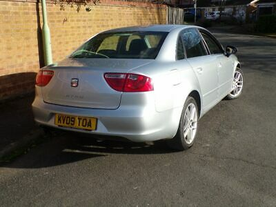 SEAT EXEO 2.0TDI 143ps 85000 MILES/FULL SEAT HISTORY/GREAT EXAMPLE