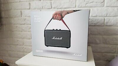 Marshall Kilburn II Bluetooth Speaker Box only