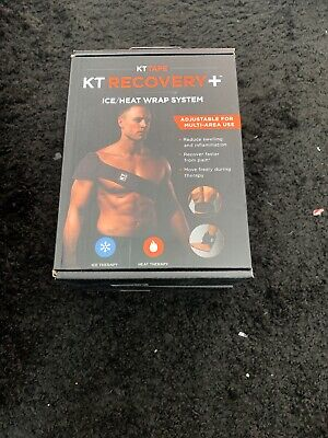 NEW KT Tape Recovery + Ice Heat Compression Therapy System