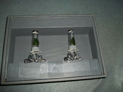Waterford Crystal Star Of Erin  Bottle Stoppers  New