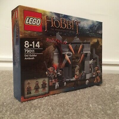 Hobbit Desolation of Smaug 79018 The Lonely Mountain Dol Guldor ...