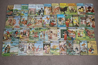 Ladybird collection lot Peter Jane Key Words Reading Scheme Learning Rare