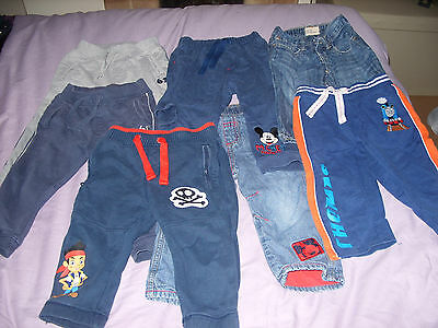 Boys 12-18 months trousers/jogging bottoms/jeans