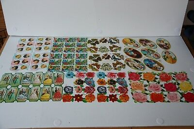 MLP Die Cut Sheet Paper Scraps Uncut - 8 sheets: 118, 824, 852, 904, 945, 1566