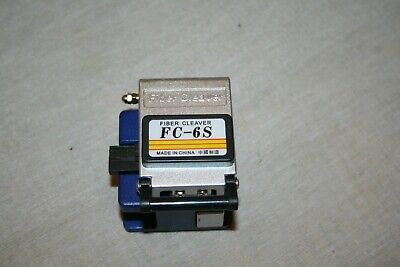FC-6S Fiber Cleaver - Optical Power Meter - Fiber Optic Cleaner