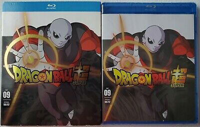 New Dragon Ball Super: Part 9 Blu Ray 2 Disc + Slipcover Sleeve Free Shipping