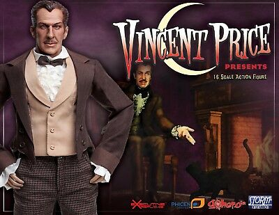 Vincent Price 1/6th Action Figure Classic Horror Monsters