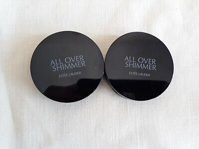 2 Estee Lauder Limited Edition All Over Shimmer Illuminateur Compact