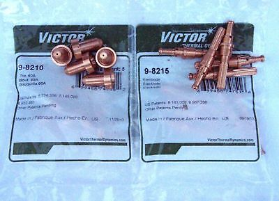 GENUINE Thermal  Dynamics 9-8215,9-8210 for SL60/SL100 Plasma Cutter Consumables