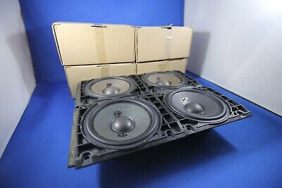 4x Beolab 6000 refoamed woofers - Bang & Olufsen 8480239 - Insured Shipping