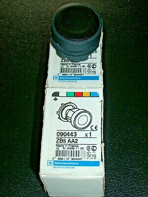 2 - ZB5 AA2 push button spring return momentary Telemecanique / Schneider pk 2