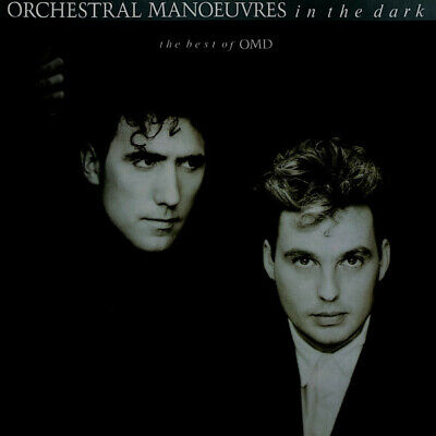 Orchestral Manoeuvres In The Dark – The Best Of OMD MUSIC CD DISC EXCELLENT