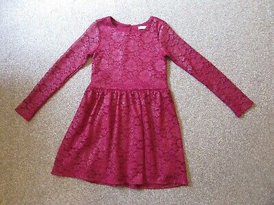 M&S Marks and Spencer 8-9 years Christmas / Party dress - Excellent condition