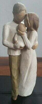 "Willow Tree Figurine ""Our Gift""  #26181 Birth, Christening collectable"