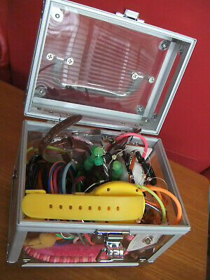 Teen Girls' Toy Chest Hoard in Perspex Transparent Case.