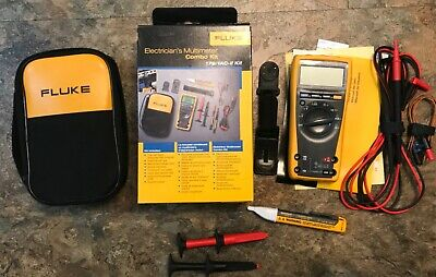 Fluke 179 Electricians Multimeter Combo Kit 179/1AC-II Kit