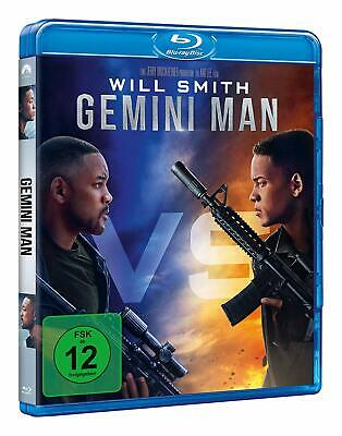 Gemini Man (2019)[Blu-ray /NEU/OVP] Will Smith, Clive Owen von Ang Lee