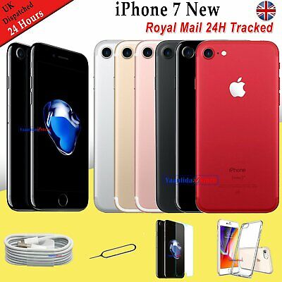 NEW Sim Free Smartphone Apple iPhone 7 32GB 128GB 256GB UNLOCKED All Colours UK