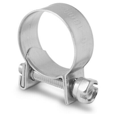 Jubilee Clips Hose Pipe Clamps 11 12 16 18 25 30 35 45 55 60 70 110 135mm