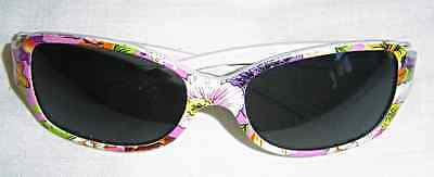 Children's Tropical Flower Sunglasses