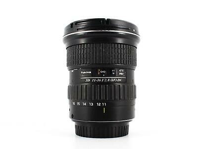 Tokina 11-16mm f/2.8 AT-X Pro DX, Canon EF-S Fit (SKU:945012)