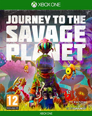 Xbox One-Journey to the Savage Planet /Xbox One GAME NEW