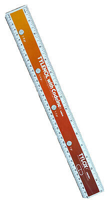 Vintage TYLENOL WITH CODEINE Promotional Ruler
