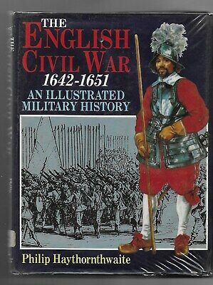 The English Civil War 1642-1651: An Illustrated Military History. (ECW)