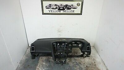 2015 Ford Focus St-3 Dashboard With Passenger Airbag