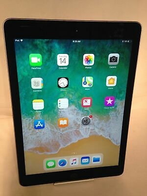 Apple iPad Air 2 64GB Space Gray WiFi - Excellent Condition - Engraved