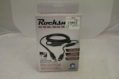Ubisoft - Rocksmith Real Tone Cable 2014 Edition (Cable Only)