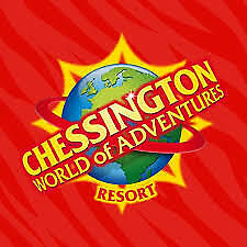 2× CHESSINGTON Tickets- All 9 Sunsaver codes  Pick up your date.