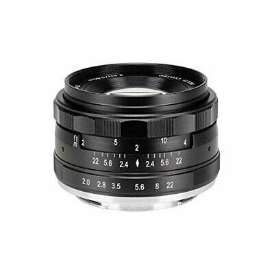 Meike exchange lens MK 50mm F2.0 Micro Four Thirds for 19540003 [genuine nation